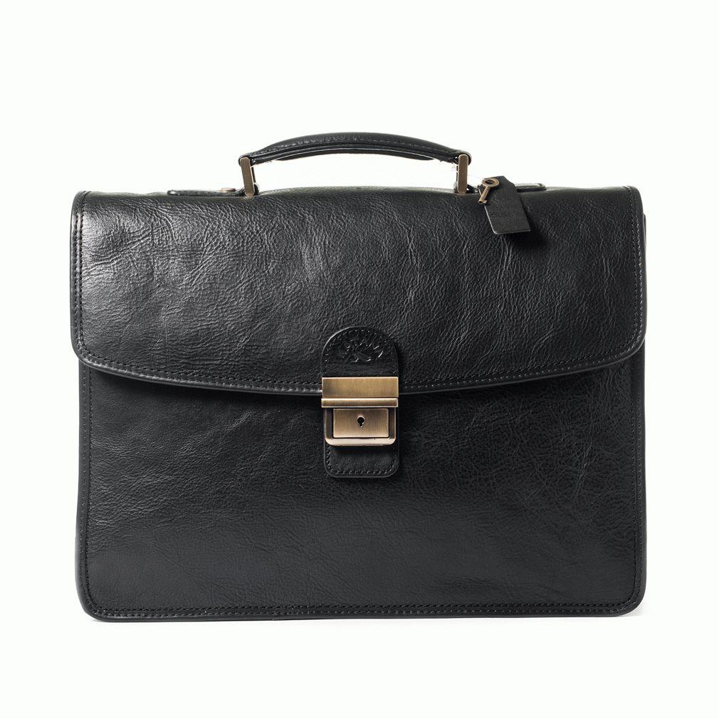 9897d4796acb Портфель Katana k31022-1 кожаный Черный: 499088207