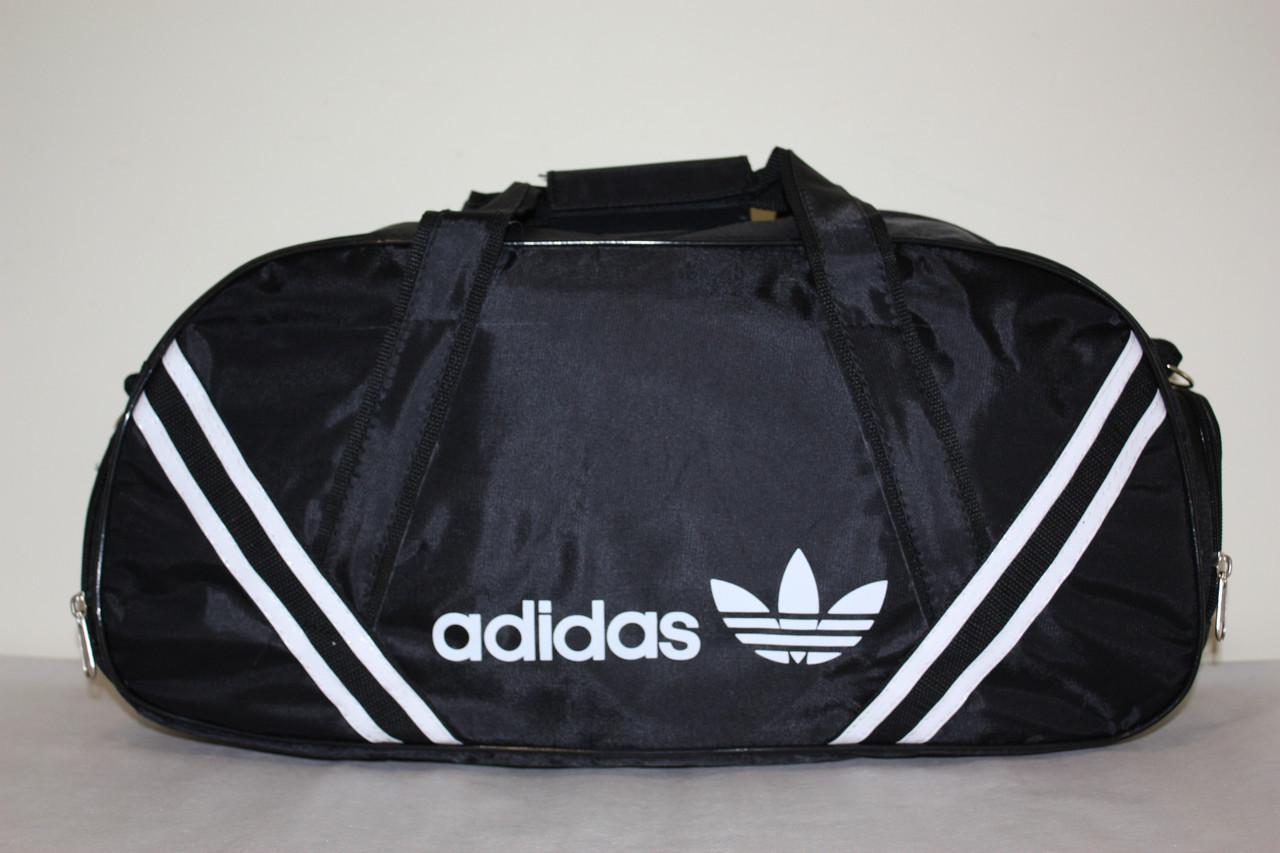 e6713e2e3f68 Сумка дорожная Adidas чёрная малая, цена 250 грн., купить в Одессе ...