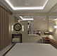 Дизайн-проект спальни, Спальня 3, фото 4