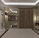 Дизайн-проект спальни, Спальня 3, фото 5