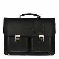 Портфель Blamont Bn050A кожаный Черный