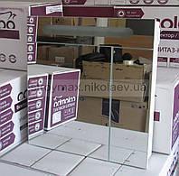 Зеркало-шкаф Элли 80 Стандарт (800*160*800) с подсветкой, ТМ Николь, фото 1