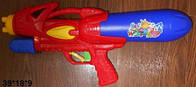 Водяное оружие 39см 399 с накачкой 2цв.кул.39*18*9 ш.к./72/(399)