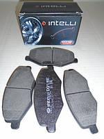 Тормозные колодки передние Chery Amulet Intelli
