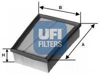 UFI30.417.00 Воздушный фильтр