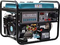 Бензиновый генератор KÖNNER & SÖNNEN KS 10000 Е ATS (Германия)