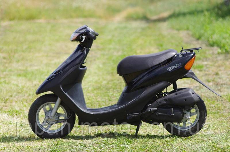 Хонда Дио34 (черный)