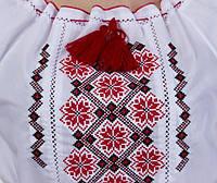 Женская вышиванка с оригинальным узором, фото 1
