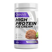 High Protein Ice Cream OstroVit 400 g