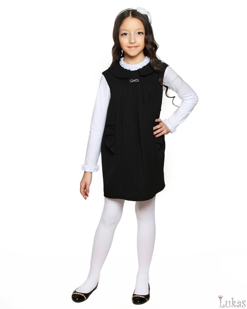 Платье школьное Кокон Лукас