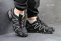 Кроссовки Salomon Speedcross 3 черные 2500