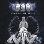 Музыкальный CD-диск. 666 - The Ways Are Mystic