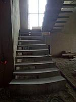 Лестницы бетонные для дома