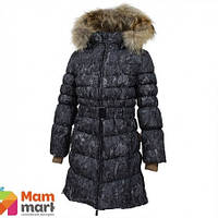 Пуховое пальто HUPPA YASMINE 12020055, цвет 73209. ПРЕДЗАКАЗ