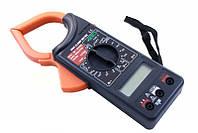 Токовые клещи DT 266С мультиметр тестер