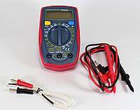 Мультиметр DT UT33C, тестер мультиметр, цифровой мультиметр dt, Мультиметр универсальный, Мультиметр-тестер