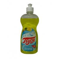 Средство для мытья посуды с ароматом лимона, Пуся 500 мл