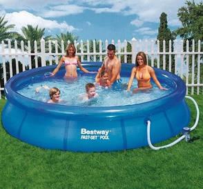 Надувні басейни