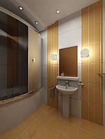 Дизайн-проект ванной, Ванная комната 14