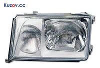 Фара Mercedes E-Class W124 84-89 левая (DEPO) темная рамка 1248202661