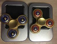 """Игрушка - антистресс Hand Spinner (Спиннер) """"Капитан Америка """" 3"""