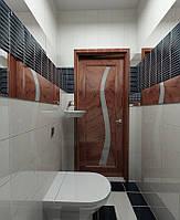 Дизайн-проект ванной, Ванная комната 24
