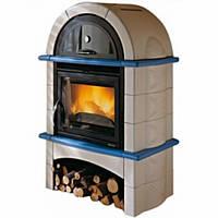 Печь-камин  Nordica Falo 1XL-2XL с духовкой, фото 1