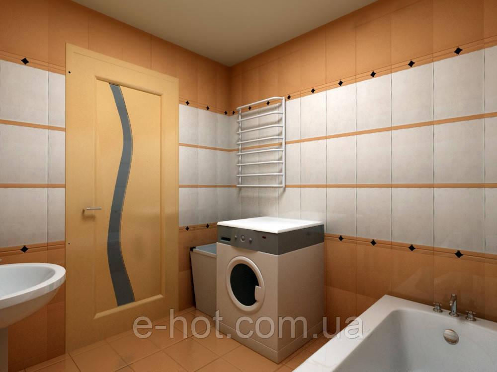 Дизайн-проект ванной, Ванная комната 26