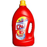 Cadi Гель для прання кольорових речей 4л (4шт)