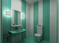 Дизайн-проект ванной, Ванная комната 31