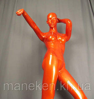 Женский манекен Q-27 бронзовый, фото 2