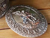 "Шкатулка Veronese ""Архангел Михаил"" (9*12 см) 75564A4"