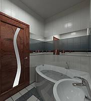 Дизайн-проект ванной, Ванная комната 49