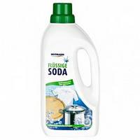 Рідка сода - універсальний засіб для прибирання і прання Heitmann  1л (1шт)