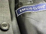 Пиджак льняной Emilio Cloud (р.50-52), фото 5