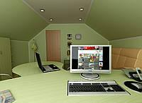 Дизайн-проект офиса, Кабинет 3