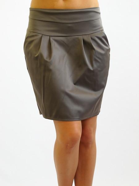 Молодежная юбка на лето