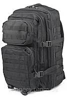 Штурмовой рюкзак Mil-Tec большой черный