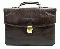 Портфель Katana K36822-2 кожаный Коричневый