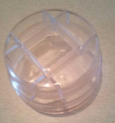Масляная ванна воздушного фильтра пластиковая 178F, фото 2
