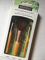 EcoTools Мини-набор кистей для макияжа