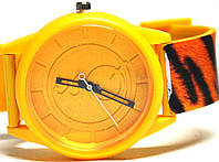 Часы на силиконовом ремешке 321999