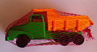 """Машина """"Денни мини самосвал №2"""",  в сетке 18*7см, ТМ BAMSIC, произ-во Украина (15 шт/уп)(280)"""