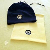 Горловик Боруссия Тренеровочный (чёрный, жёлтый)