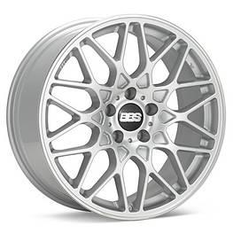 Диски BBS ( ББС ) Модель RX-R Цвет Brilliant Silver / Rim Protector