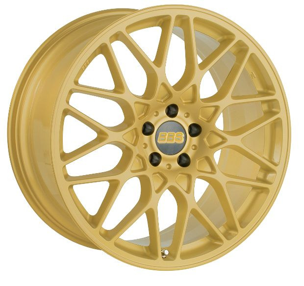 "Диски BBS ( ББС ) Модель RX-R Цвет Satin Gold ""Special Edition"""