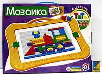 Мозаика  для малышей 8, в кор. 37*29*4 см, ТМ Технок, Україна (10 шт)(3008)
