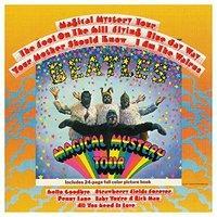 Музыкальный CD-диск. The Beatles - Magical Mystery Tour