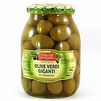 Оливки Delizie di riviera з кiсточкою, 960г