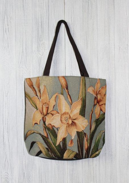 Пляжная сумка Лилии